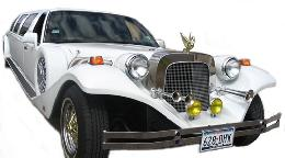 The Excalibur - 10 Passenger Limousine, Wedding Car Hire in Melbourne