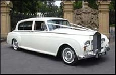1960 Rolls Royce Phantom V White , Melbourne Limosine Car Hire