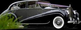 Rolls Royce 1951 Silver Wraith  2 Tone, limo companies