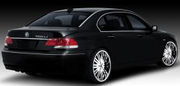 BMW 7 Series,