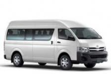 12 Passenger mini bus,