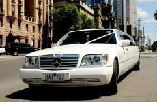 Mercedes Benz S 500,