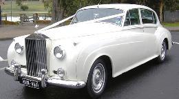 LWB Rolls Royce Silver Cloud II, service limousine