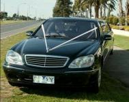 THE ELLA - 10 Pax Merc S-Class Limousine - Black,