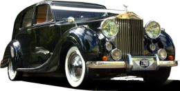 Rolls Royce Silver Wraith 1947,  Limo in Melbourne