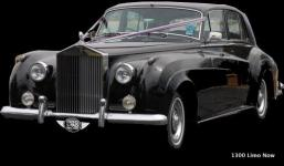 Rolls Royce Silver Cloud II Black, Limosine Hire in Melbourne