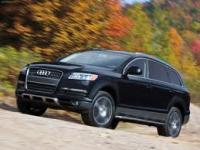 Audi Q7 Luxury SUV 7 Passenger,