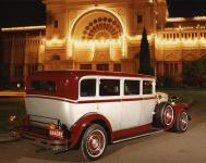 7 Passenger 1929 Dodge limousine, Limosine Hire in Melbourne
