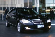 Mercedes Benz S-Class - W221 Model,