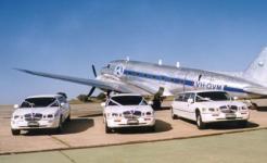 Lincoln Lear Jet 10 passenger,