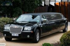 Chrysler 300c stretch Limousine 10 pax,