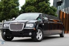 The Brando Chrysler 300c Stretch Limo,