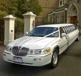 10 Passenger Lincoln Limousine,