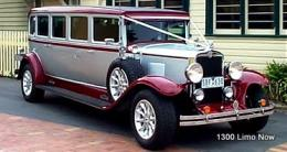 1930 Chevrolet  Limousine 6 plus 1, Wedding Car Hire melbourne